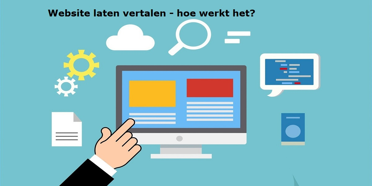 Website laten vertalen